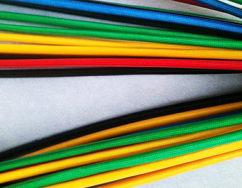 聚氯乙烯玻璃纤维漆管