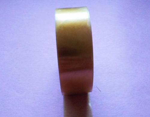 醇酸玻璃漆布耐高压黄蜡绸带